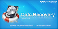 Wondershare Data Recovery 4.2 + Key