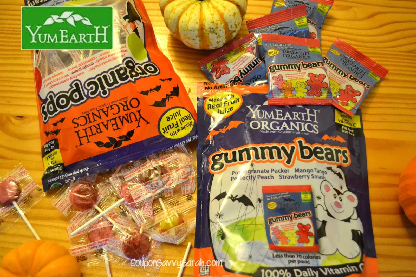 stock up for halloween on yumearth organic treats yumearth glutenfree nutfree dairyfree organic