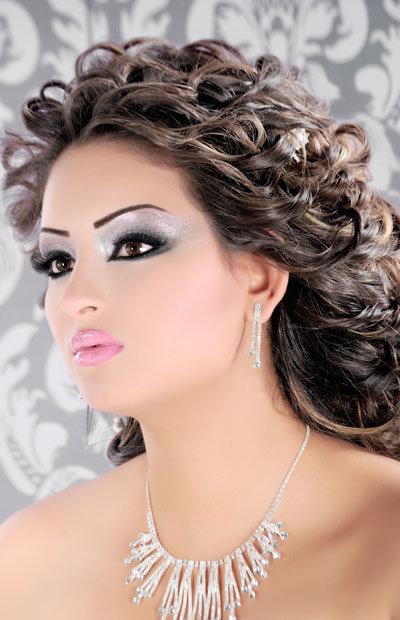 Robes de mariagerobes de soiru00e9e et du00e9coration Coiffure de mariage libanaise
