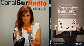 GORKA ZUMETA EN CANAL SUR RADIO HABLANDO DE JEFES