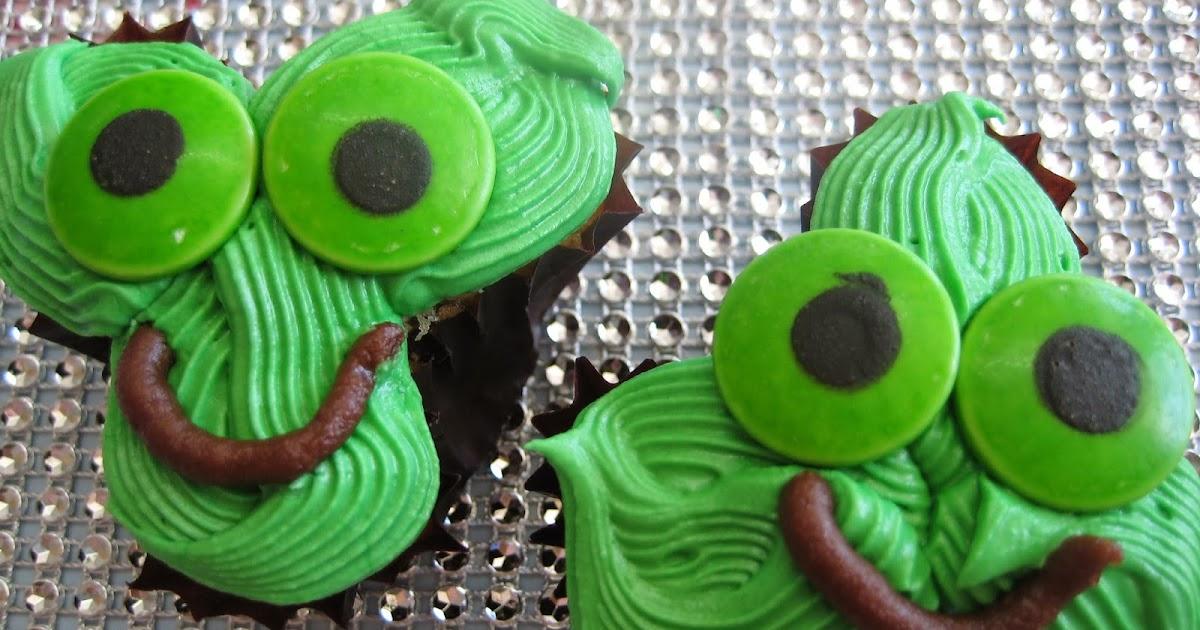 Kiwi Cakes Shamrock Cupcake Creatures Amp Lime Lemonade