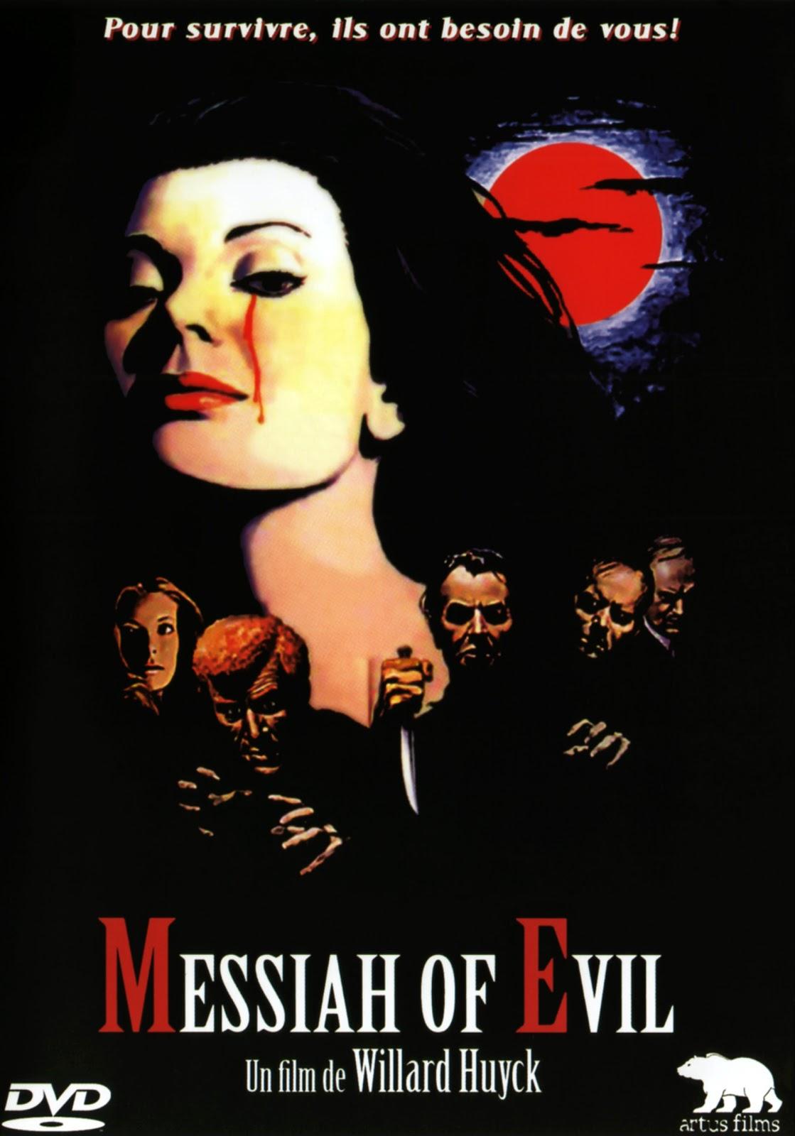 Messiah of Evil (1973) | Evil, Evil world, Science fiction