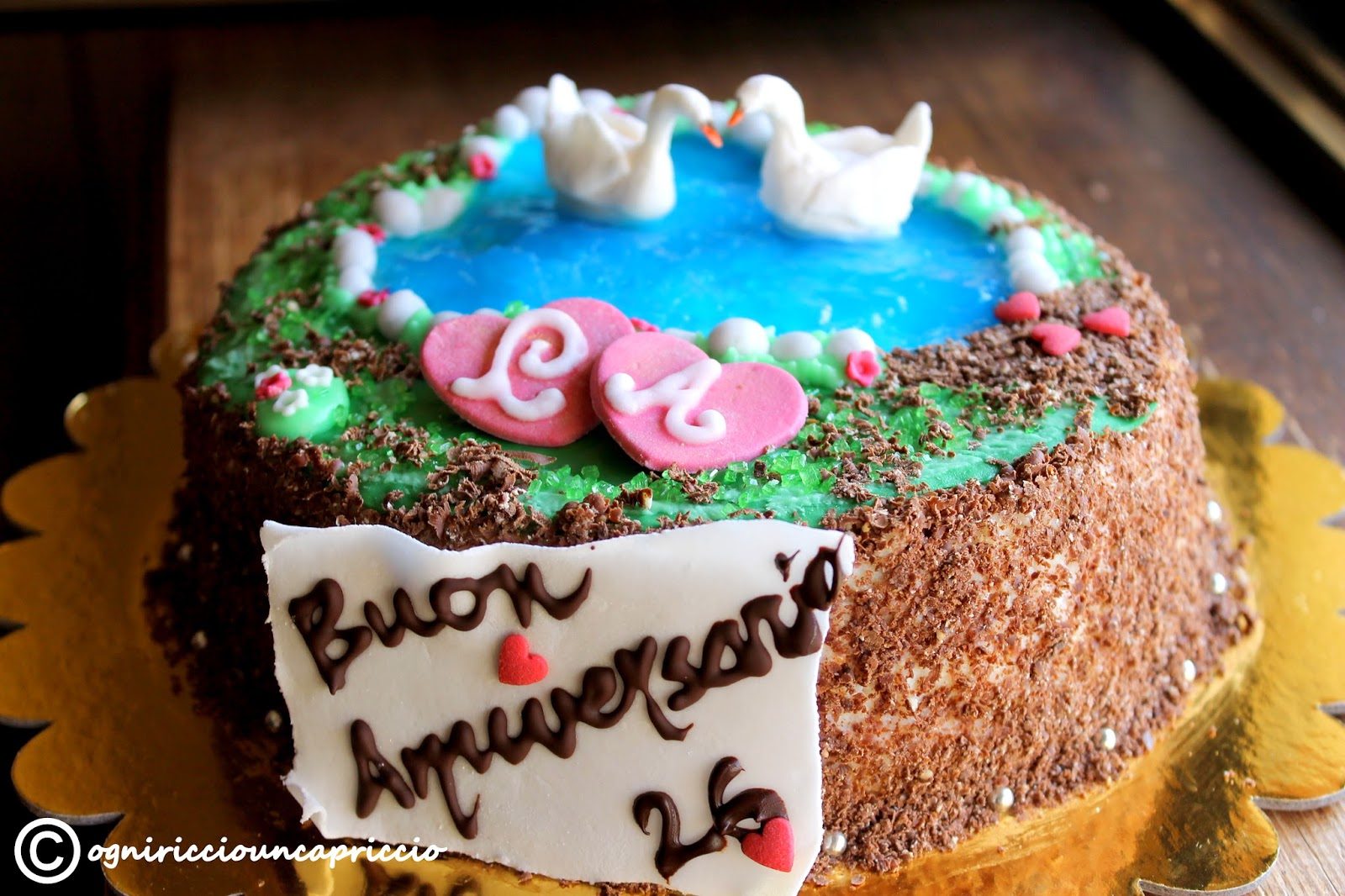 26 ° anniversario di matrimonio