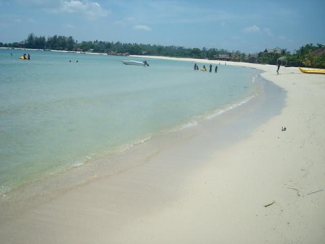 Objek wisata Pantai Bandengan 3