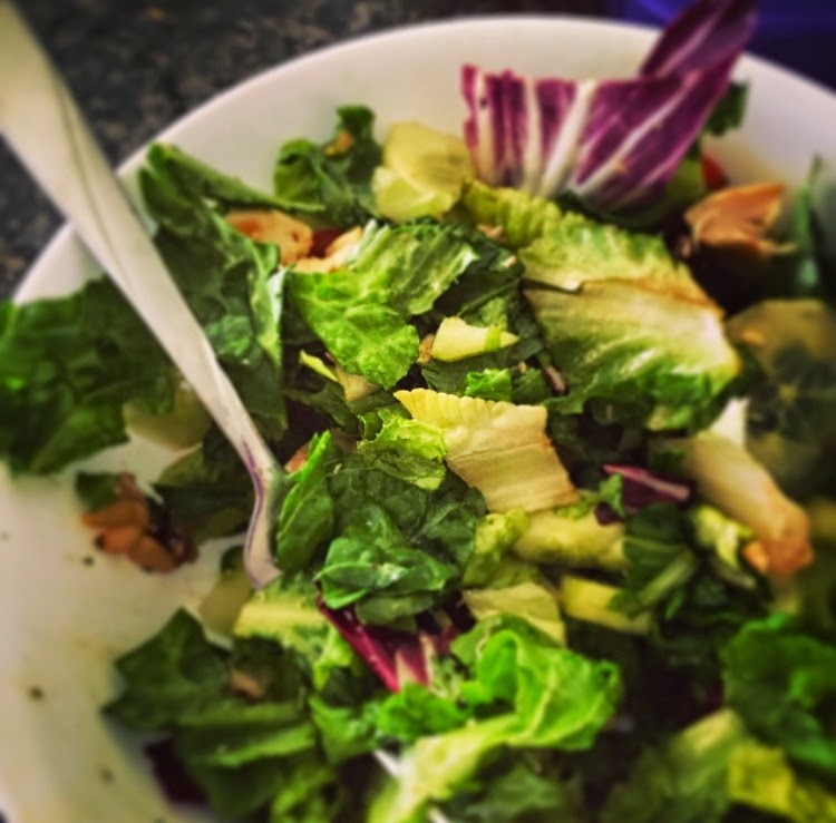 clean salad dressing, how to make salad dressing, ranch dressing alternatives, katy ursta, kale salads,