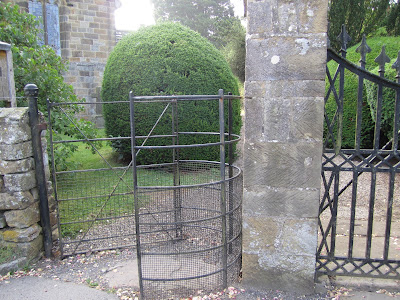 Kissing Gate, Church in Goathland