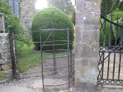 Kissing Gate, Church in Goathland