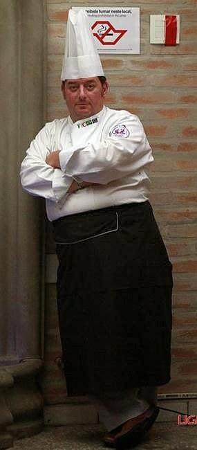 Chef Paulinho Pecora no Linkedin