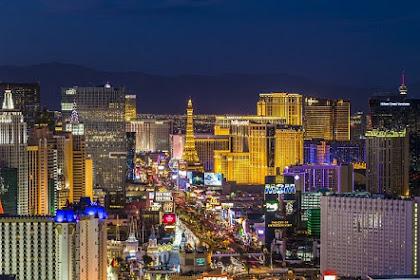 Foto-foto Langka Kelahiran 'Kota Dosa' Las Vegas