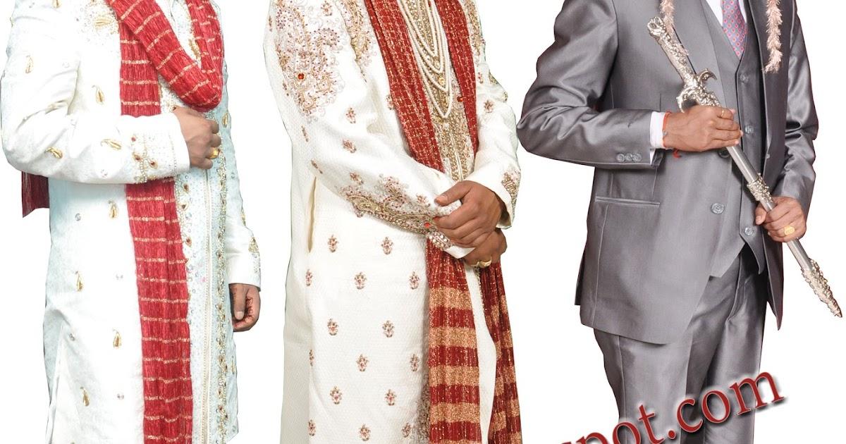 Indian Groom Wedding Dress Psd File Rar | Lucky Studio 4U