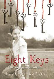 image: Eight Keys - mystery book review