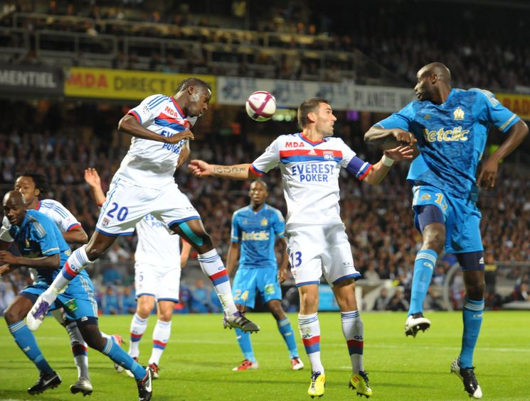 FRITZ THE FLOOD: Ligue 1 2011 2012 Lyon Marseille