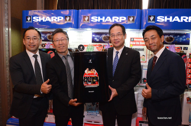 Sharp Malaysia Launches World's First Mosquito Catcher Air Purifier and Mite Catcher