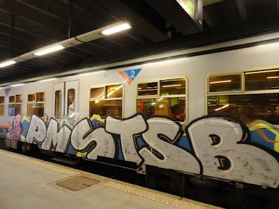 graffiti PMS TSB