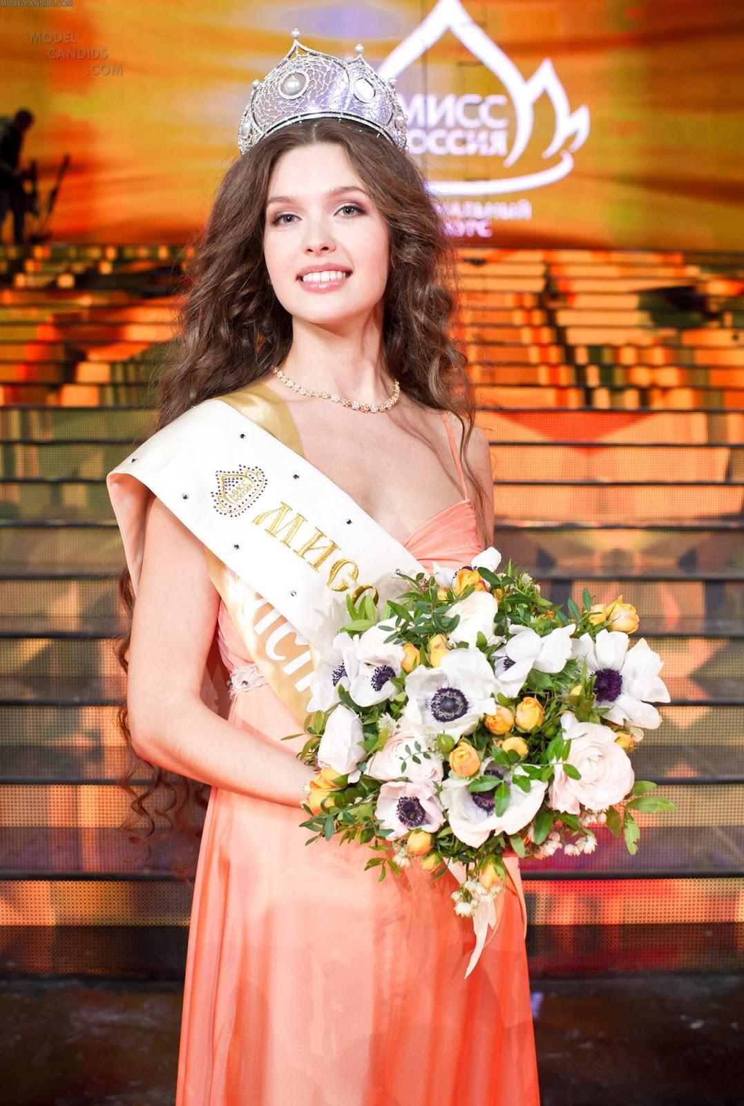 Miss Russia 2012: Elizaveta Golovanova   Says Kakodkar