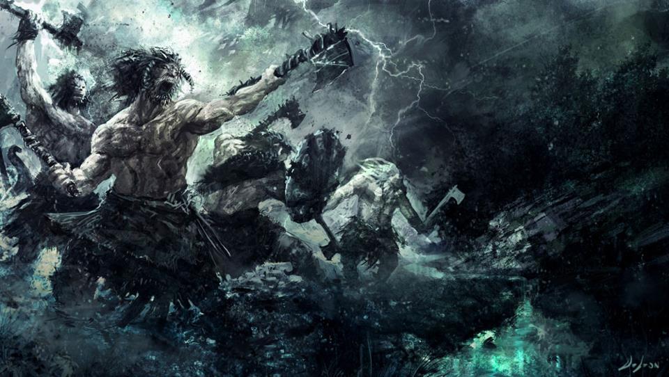 10 Criaturas mitológicas metamórfica 184577_392313724188541_1039175413_n