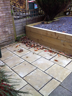 Garden makeover and renovation in Crawley, West Sussex