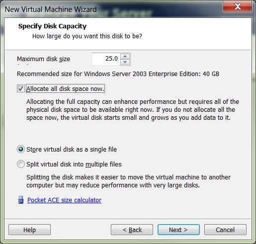 Als tech tips build a windows server 2003 r2 32 clone template als tech tips sciox Choice Image