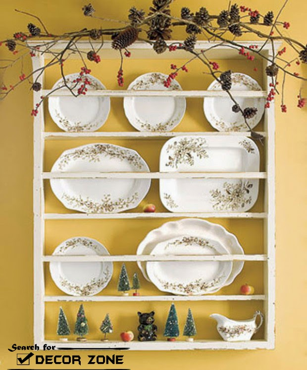 Decorating With Plates In Kitchen - Home & Furniture Design ...