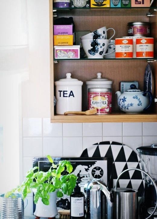 Lei living: køkkenet