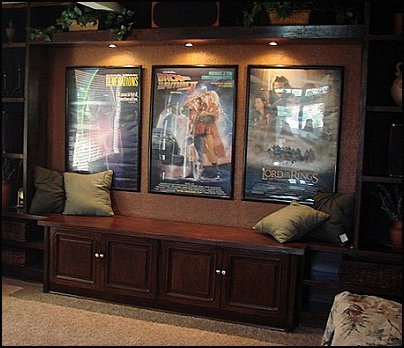 Comhome Cinema Decor : ... style decor - movie decor - home cinema decor - movie theater decor