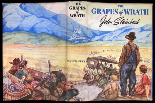 Grapes of wrath biblical allusions essays