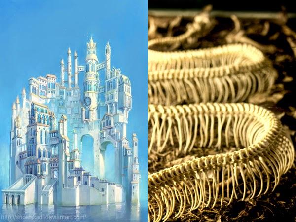The U.N. Masonic Atlantean Flat Earth 33 Mythology   Ivory-tower-spine