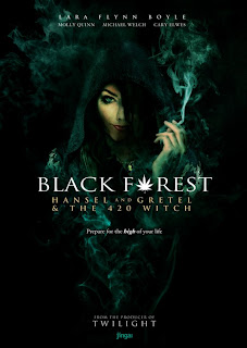 Black Forest: Hansel and Gretel and the 420 Witch – DVDRip AVI + RMVB Legendado