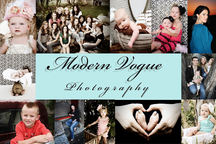 Modern Vogue Photography