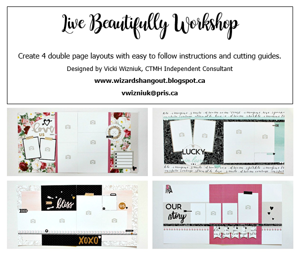 Live Beautifully Workshop