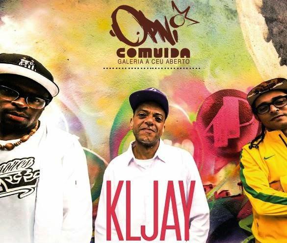 """Lançamento: 4° episódio da série """"OPNI CoMvida"""", com DJ KLJAY do grupo Racionais MC's"""