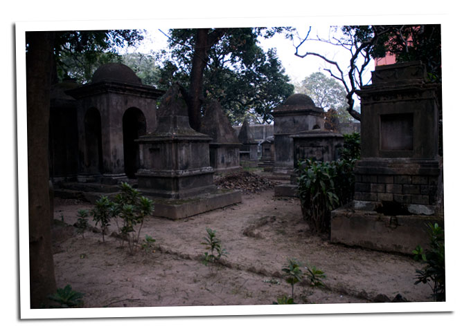 calcuta cementerio