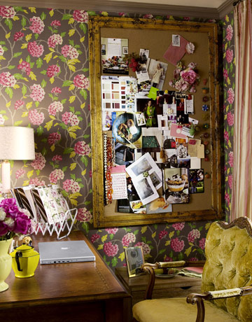 5 comments for Cork board inspiration