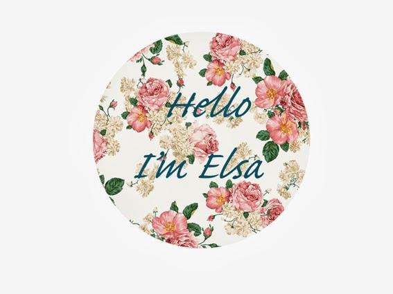 Hello I'm Elsa