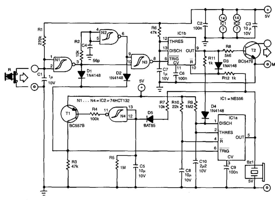Computers Circuit Diagram