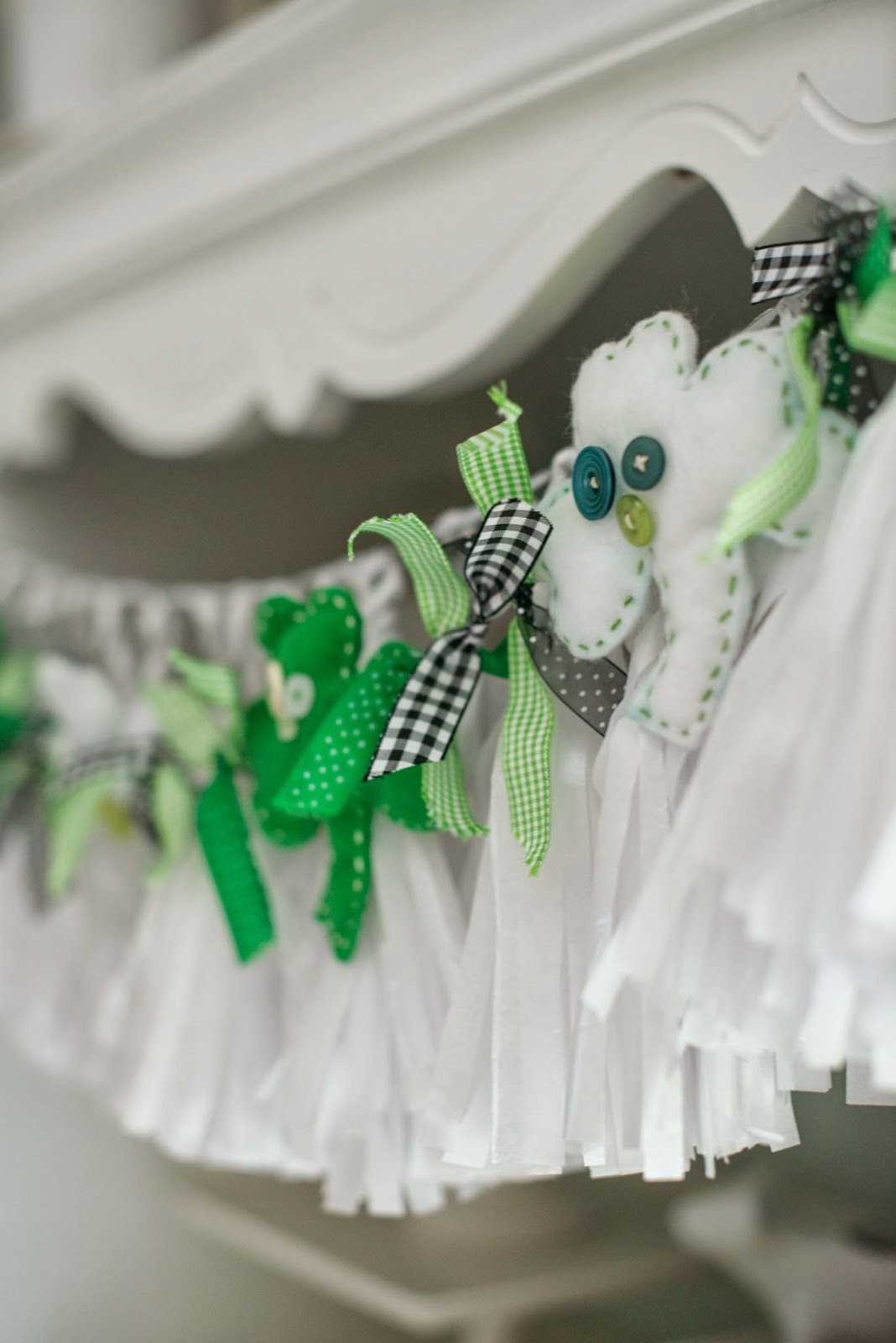 Saint Patrick's Day Party Decor