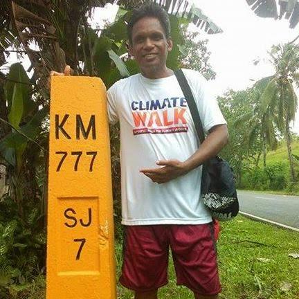 Climate Walker