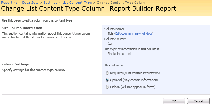 It help and advice sharepoint hiding unwanted content for Document library content type