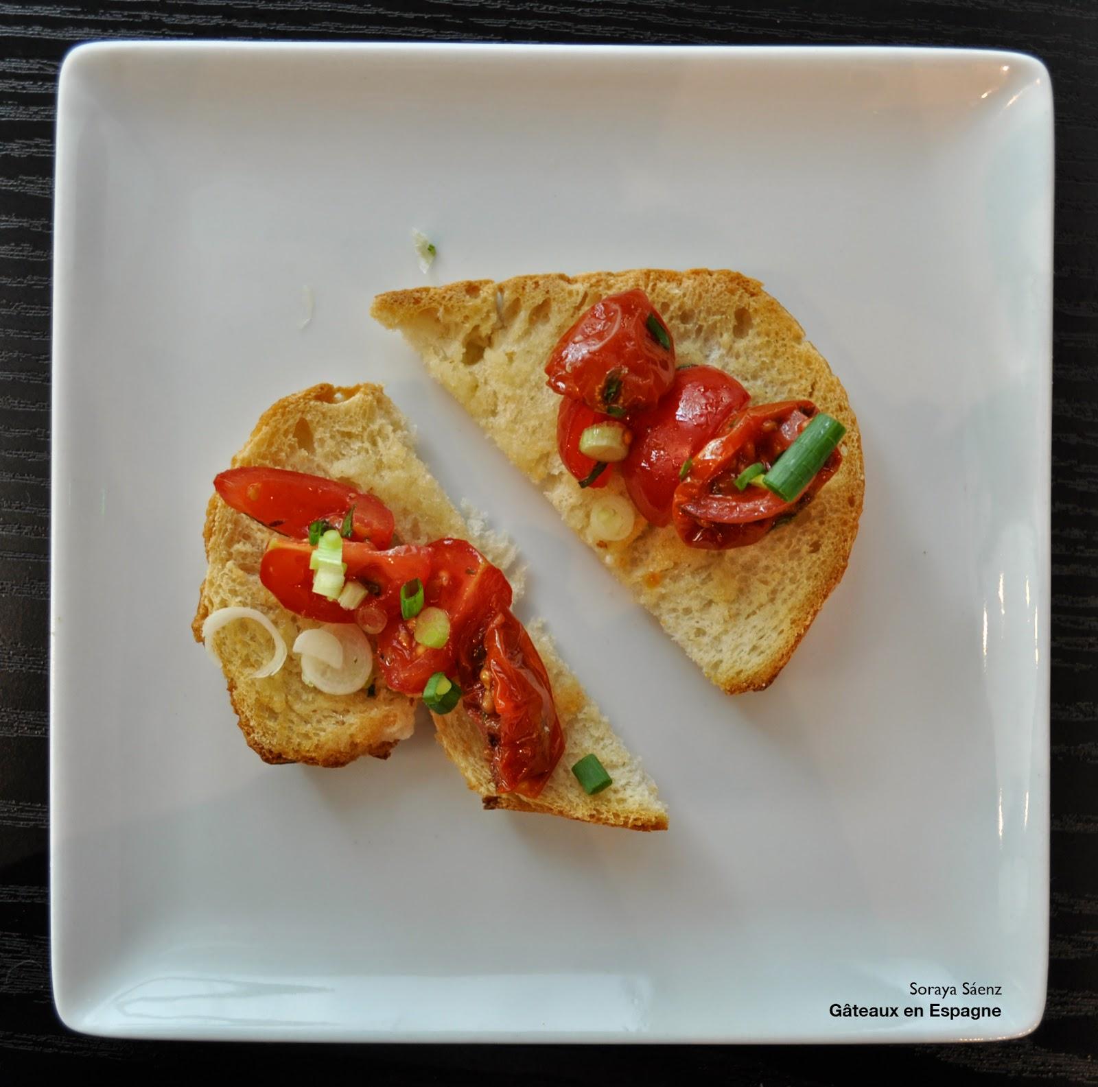 recette tapas espagnoles
