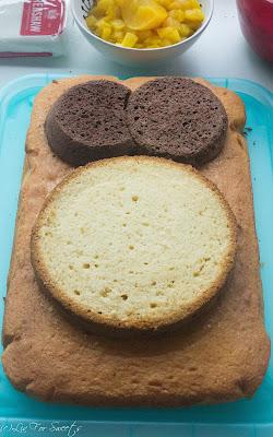 liv for sweets babybauch torte. Black Bedroom Furniture Sets. Home Design Ideas