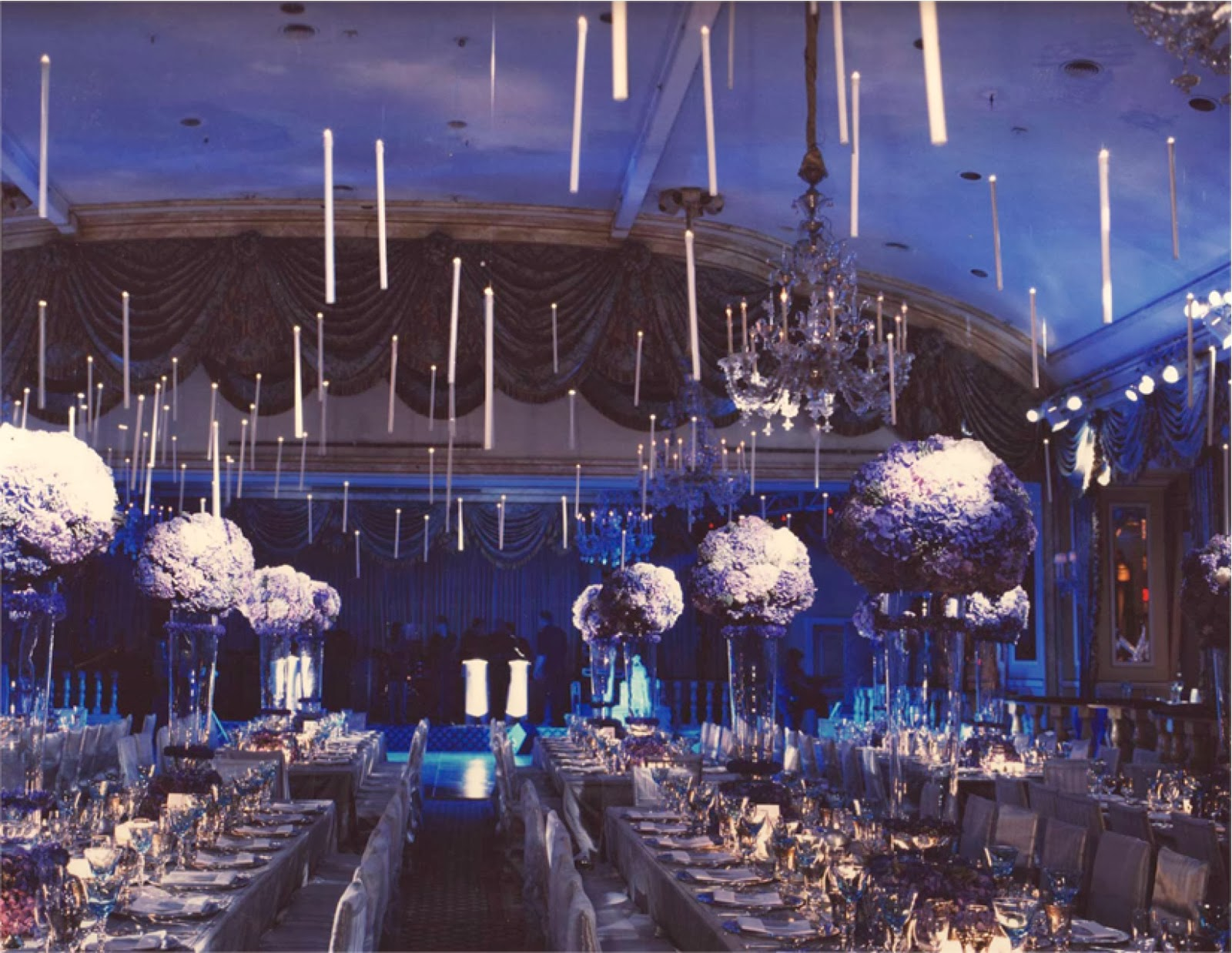 Twc una boda inspirada en harry potter for Comedor harry potter