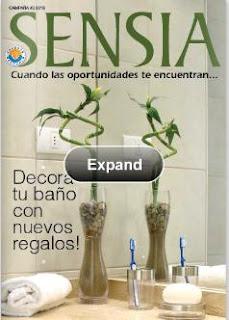 catalogo sensia campana 3 de 2013