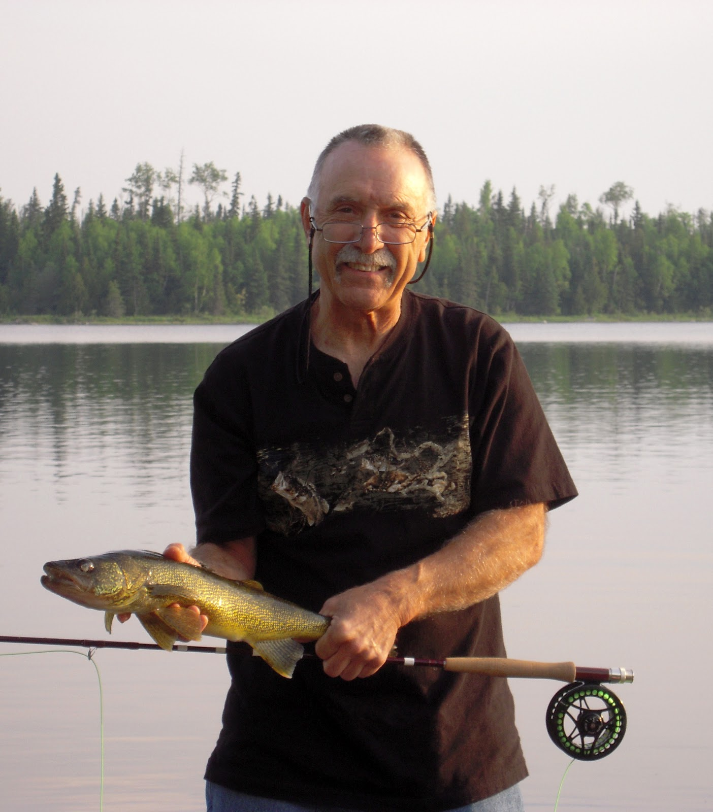 Fishing wildlife wilderness vacations ontario canada for Fishing for walleye