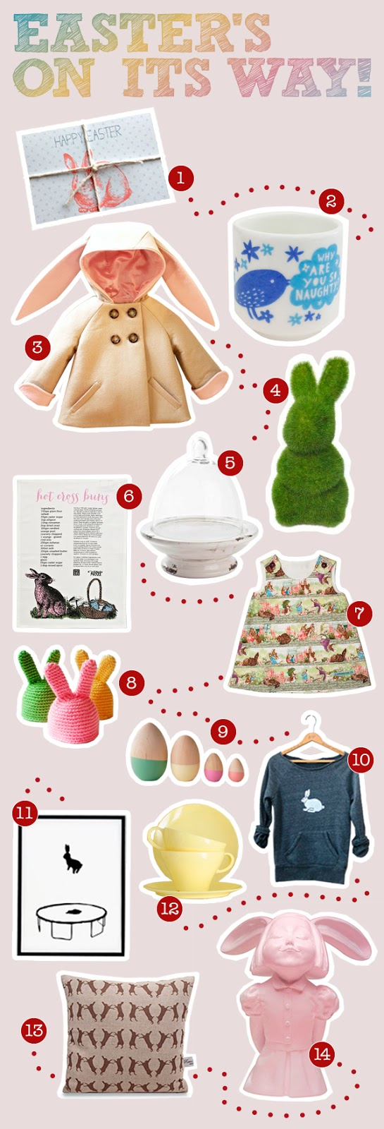 Easter's on its way gift guide