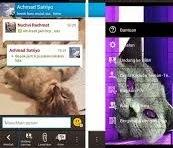Cara Merubah/Edit Tampilan Background BBM Android