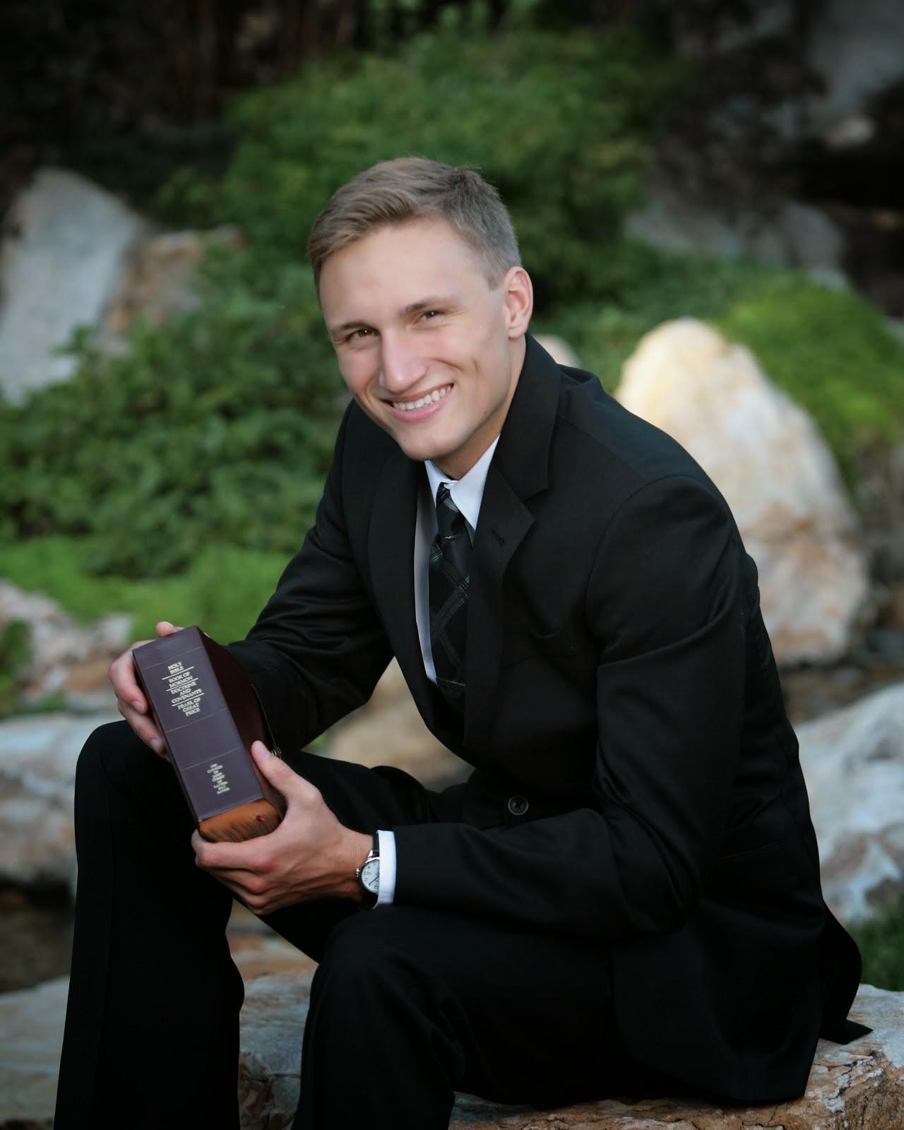 Elder Austin Thomas Lignell