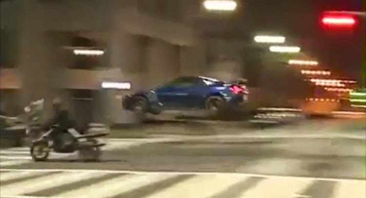 Fast And Furious BehindTheScenes Stunt Video Teased Ahead Of - Behind the scenes fast and furious 7 stunts