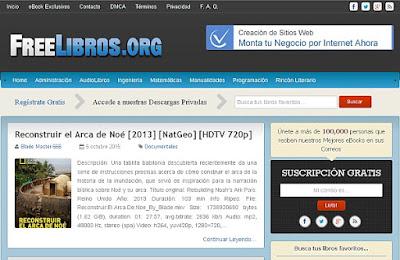 http://www.freelibros.org/