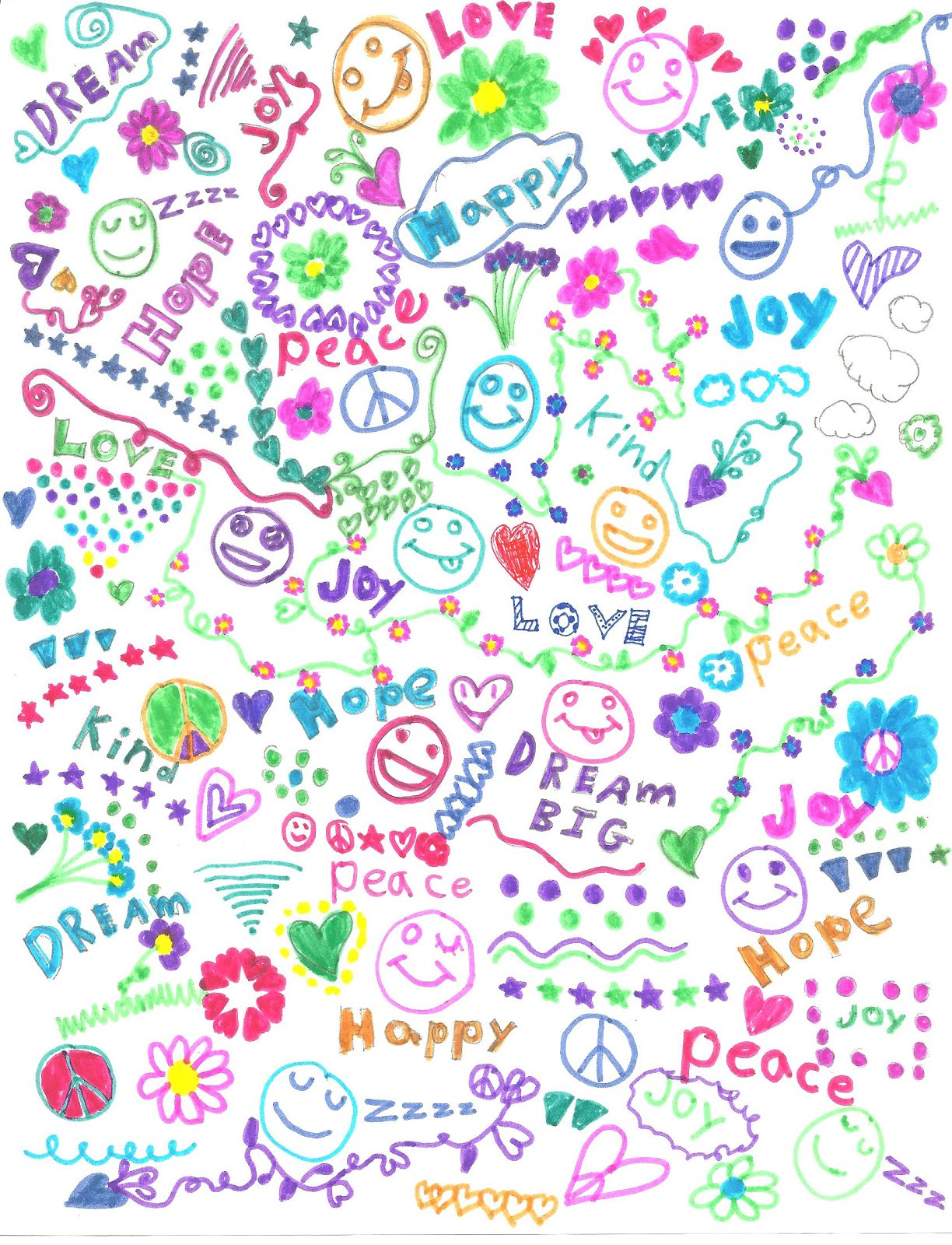 A Happy Page