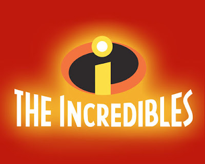 Disney Pixar The Incredibles Logo